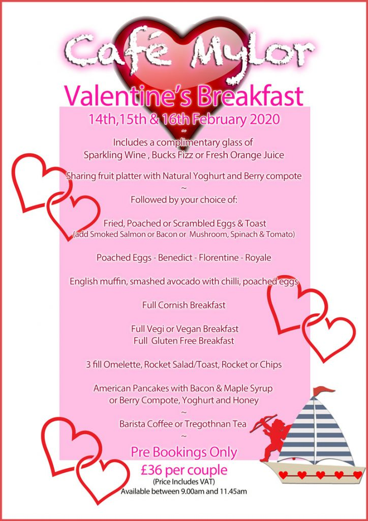 Valentines Breakfast
